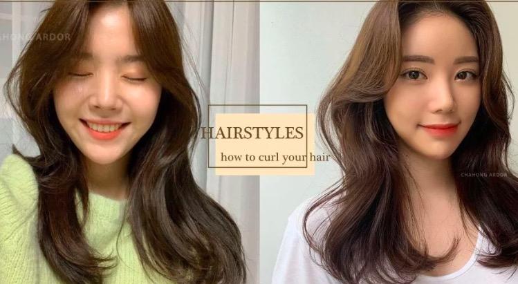 韓國髮型師親授懶人「內彎整理」方法!只需4步,髮根快速蓬鬆、輕鬆捲出c字捲髮尾!