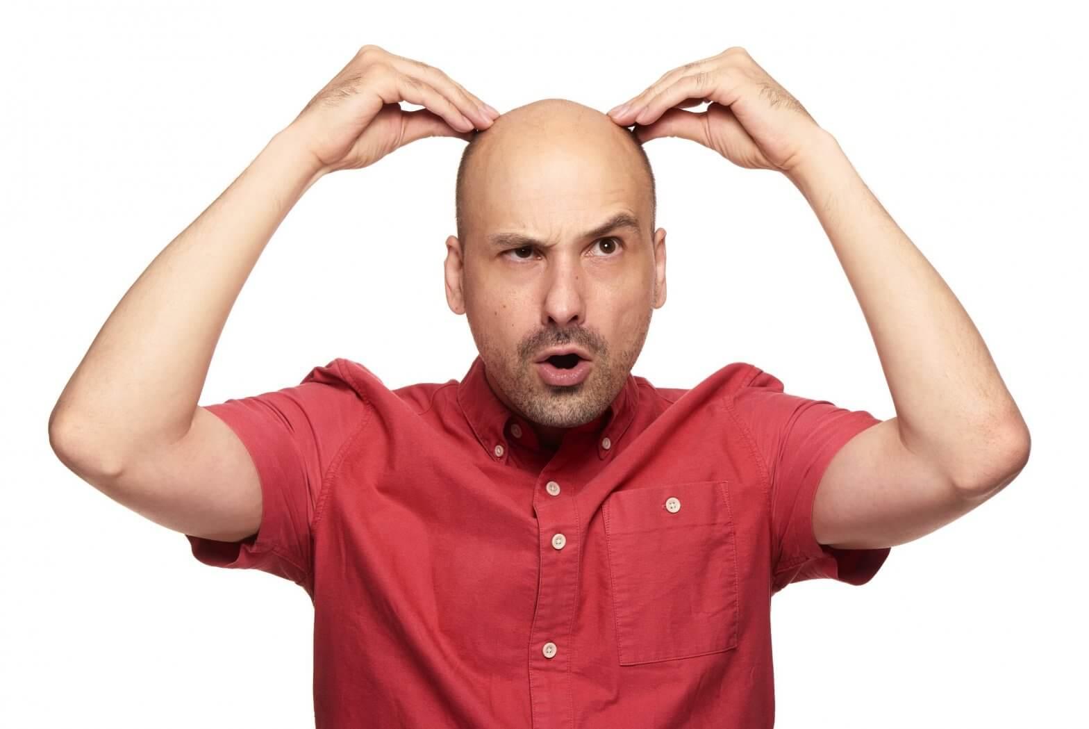 禿頭怎麼辦?快速了解禿頭前兆、原因、治療方式!