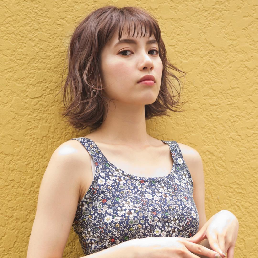 絕對值得剪髮前參考的日本女生2019人氣短髮造型