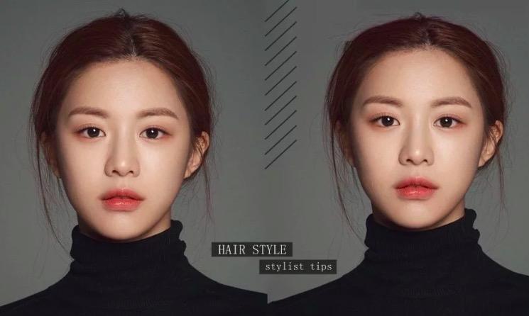頭頂高低、蓬鬆感才是小臉關鍵!髮型師傳授「整形髮型」居家整理技巧,換分線根本換張臉