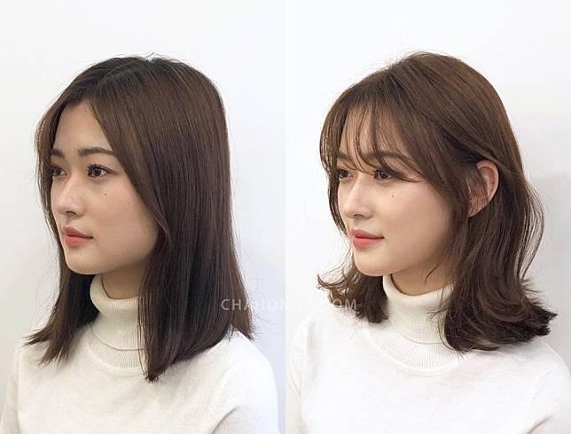 韓國髮型師推薦「小臉捲度」範本!中長髮、短髮顯瘦遮肉的捲度,秒修飾顴骨、下顎線條