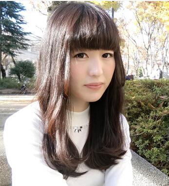 適合臉蛋嬰兒肥女生的韓風造型
